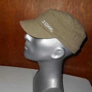 Kangol army cap green