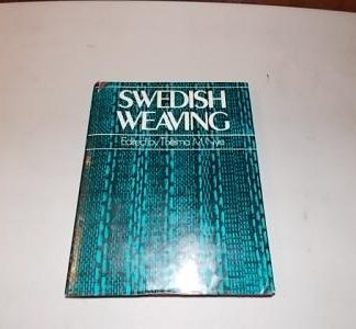 Swedish Weaving Book