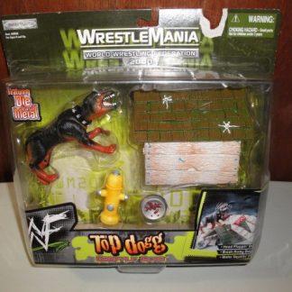 Wrestle Mania Top Dogg Grapple Gear