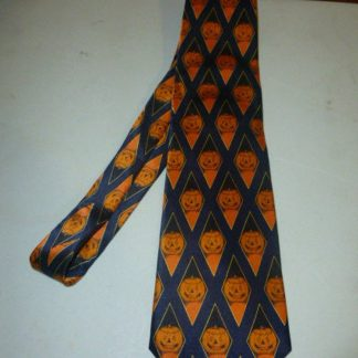 Halloween Necktie Classy