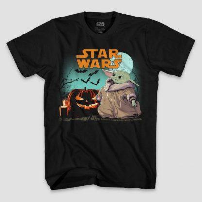 Baby Yoda The Child Halloween T shirt
